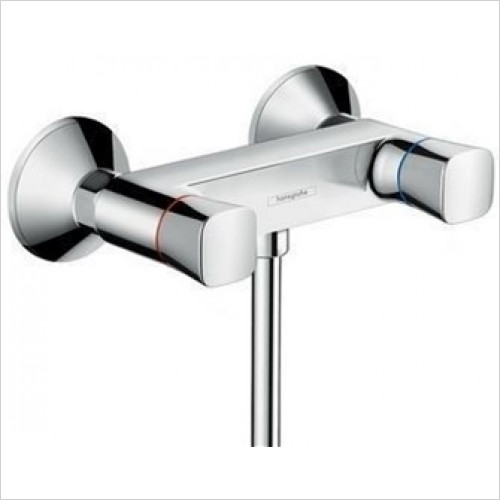 Hansgrohe - Bathrooms - Logis 2-Handle Exposed Shower Mixer