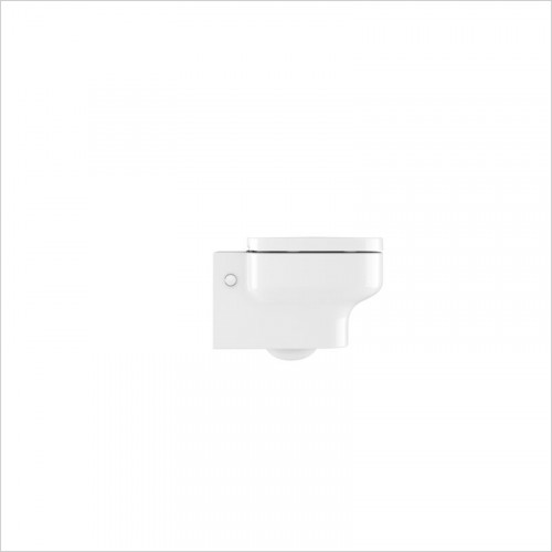 Crosswater essentials - Kai S Wall Hung Toilet