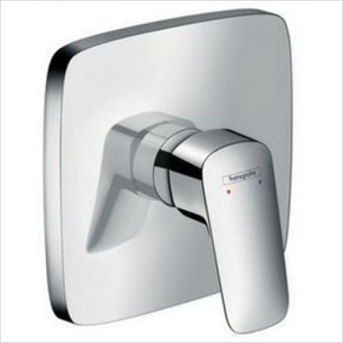 Hansgrohe - Bathrooms - Logis Single Lever Shower Mixer UP HF BRA