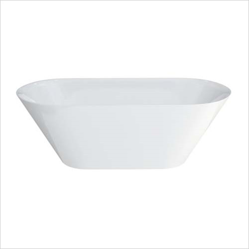 Clearwater - Sontuoso Clearstone Bath 1690 x 700mm