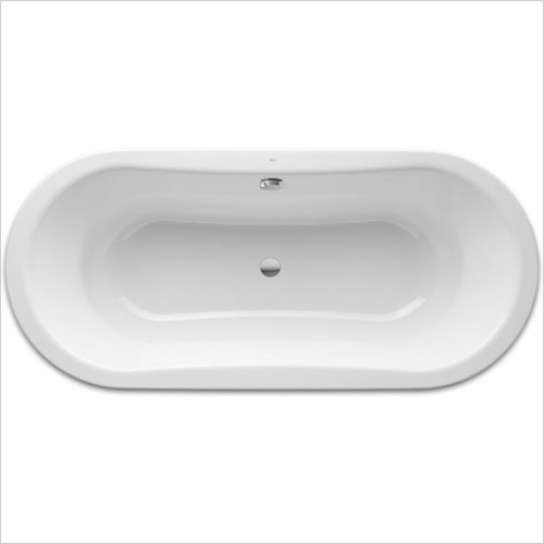 Roca - Duo Oval Plus 1800 x 800mm