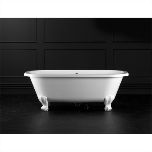 Victoria & Albert - Richmond Freestanding Bath With Overflow