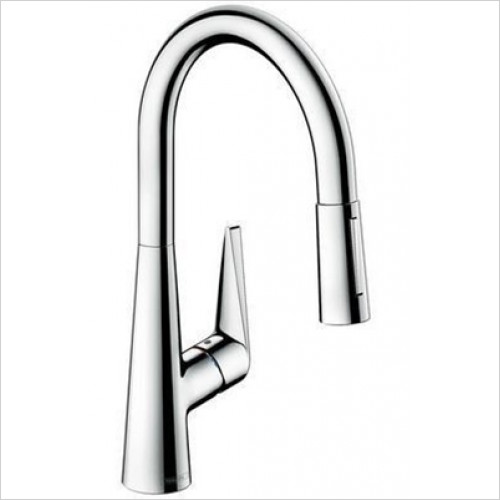Hansgrohe - Bathrooms - Talis S Kitchen Mixer 200 Pull Out Spray