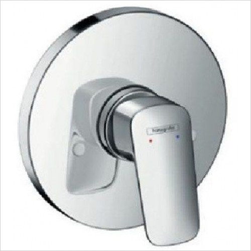 Hansgrohe - Bathrooms - Logis Single Lever Shower Mixer For Concealed Installation