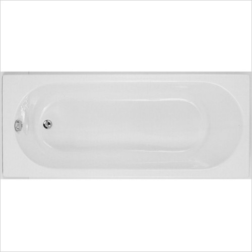 Moods - Cascade Single End Bath 1700 x 700mm 0TH