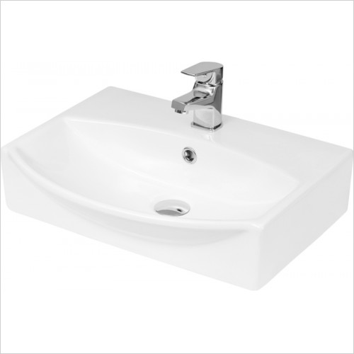 Hudson reed - Vessel Basin 500 x 150mm