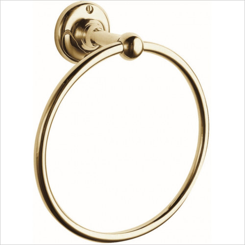 BC Designs - Victrion Towel Ring
