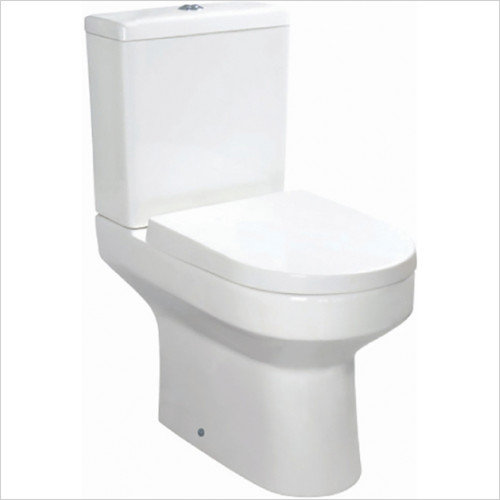 Scudo Bathrooms - Spa WC Toilet Comfort Height