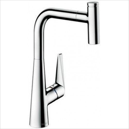 Hansgrohe - Bathrooms - Talis Select S Kitchen Mixer 300 Pull Out