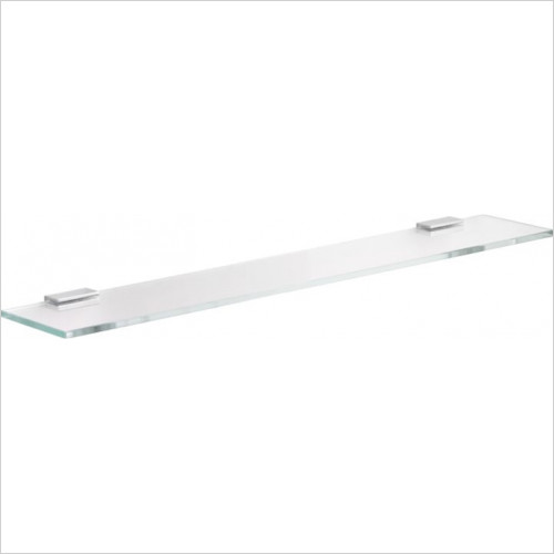 Keuco - Collection Moll Christalline Shelf For 12710 500 x 120 x 8mm