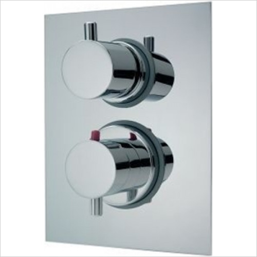 Tremercati - Odyssey Concealed Thermostatic Shower Valve