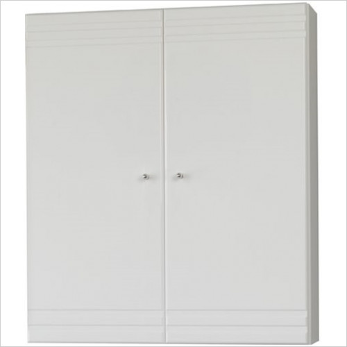 Eastbrook - Bonito 300mm Wall Unit - Plain Door