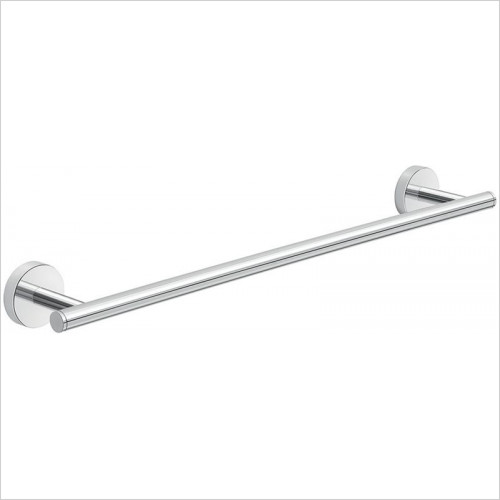 Bathroom Origins - Gedy Eros Towel Rail 45cm