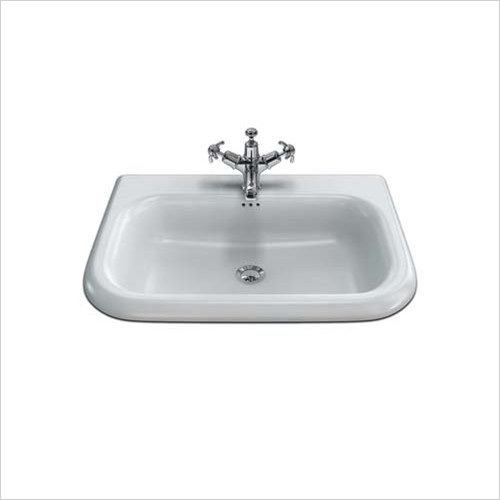 Clearwater - Medium Traditional Basin 650x470mm