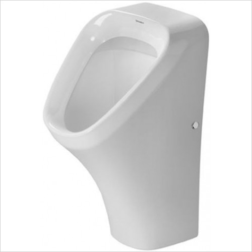 Duravit - Bathrooms - DuraStyle Urinal Concealed Inlet With Fly