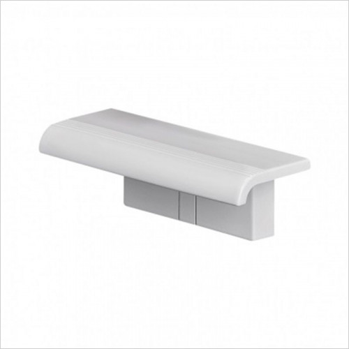 Abacus - Pellet AL Arsis Shelf With Wall Brackets