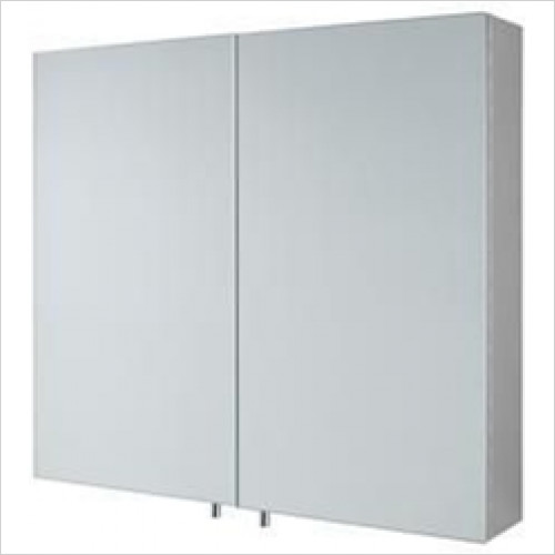 Eastbrook - Mirror Cabinet 400 x 600 x 125mm