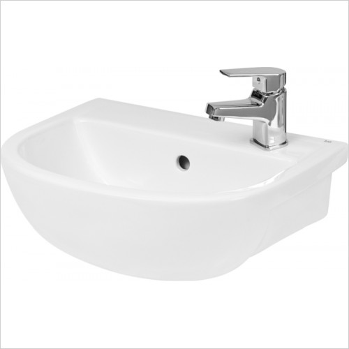 Hudson reed - Oculus Semi Recessed Basin 400 x 325mm