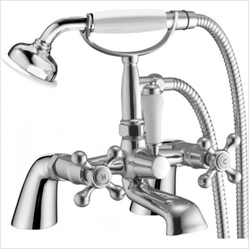 Scudo Bathrooms - Classic Bath Shower Mixer