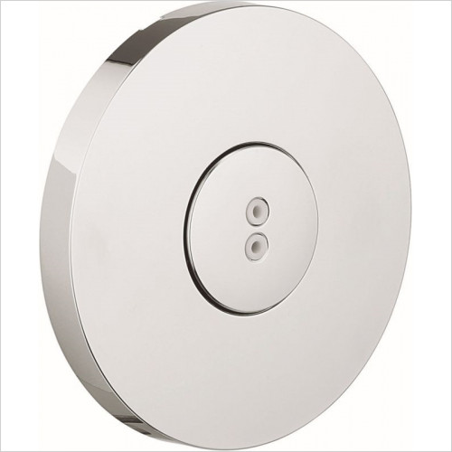 Crosswater - Bathrooms - Dial Rotating Round Body Jet