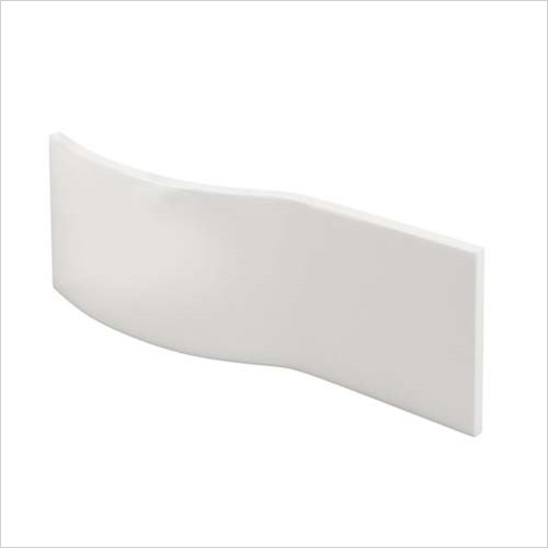 Cleargreen - Eco Round Front Panel 1700 x 525mm