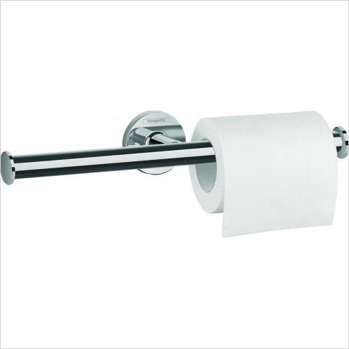 Hansgrohe - Bathrooms - Logis E Double Spare Roll Holder