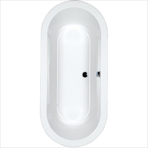 Eastbrook - Halcyon Freestanding Bath 1750 x 800 x 450mm, Carronite