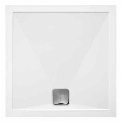 Tray Mate - TM25 Elementary-Square Shower Tray -700 x 700mm