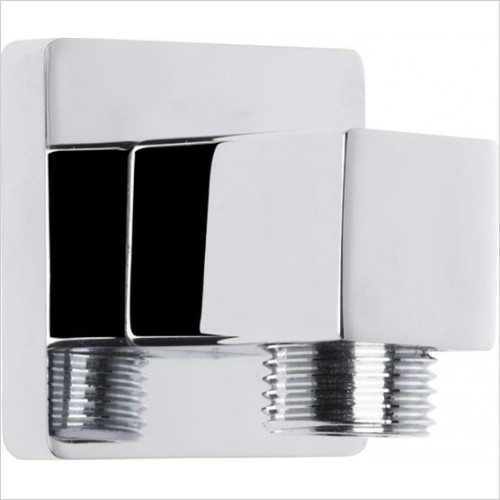 Roper Rhodes Showers - Square Wall Elbow