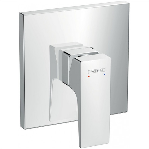 Hansgrohe - Bathrooms - Metropol Single Lever Shower Mixer, Concealed Installation