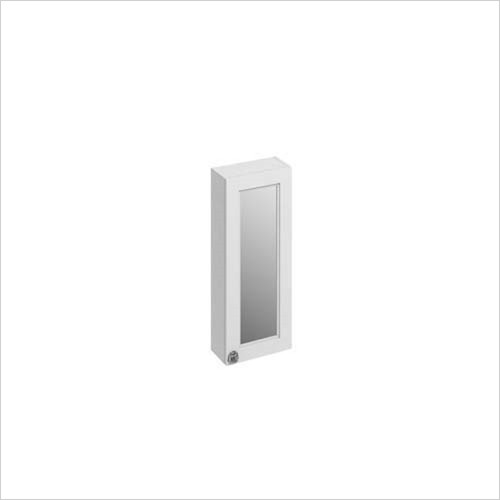 Burlington - Bathrooms - 300 Single Door Mirror Wall Unit