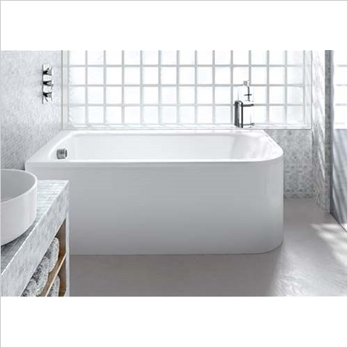 Cleargreen - Viride Bath 1700 x 750mm LH