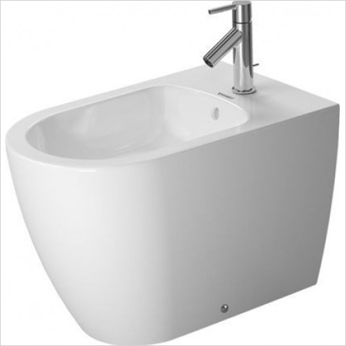 Duravit - Bathrooms - ME By Starck Bidet Floorstanding 600mm 1TH Back To Wall