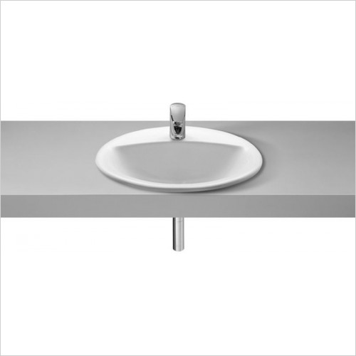 Roca - Rodeo In Countertop Basin 520 x 410mm 1TH