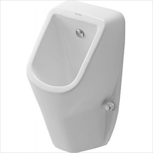 Duravit - Bathrooms - D-Code Urinal With Nozzle Concealed Inlet
