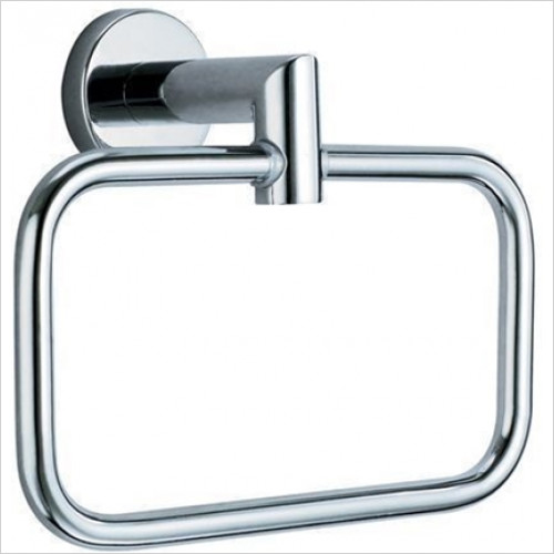 Vitra Bathroom Collection - Minimax Towel Ring
