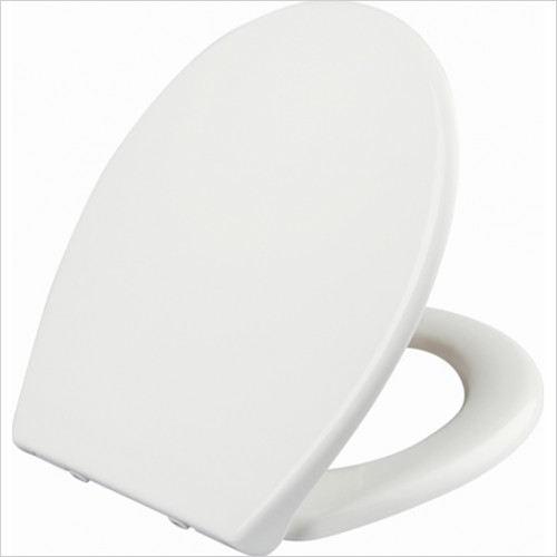 Scudo Bathrooms - Universal PP Soft Close WC Seat