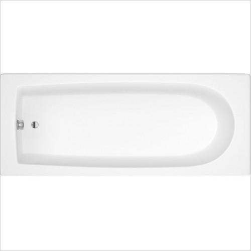 Moods - Olympia Single End Bath 1700 x 700mm 2TH