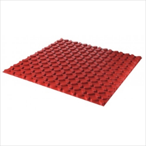 Warmup - DCM-Pro Undertile Heating Mat 1m² Sheet