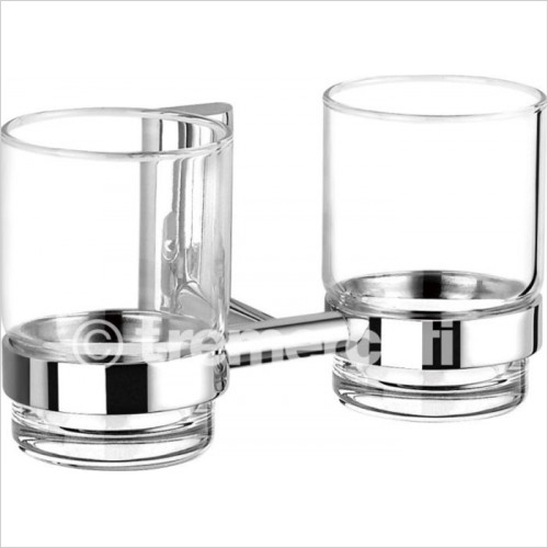 Tremercati - Twiggy Double Glass Holder
