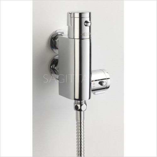 sagittarius - Logic Thermostatic Vertical Valve