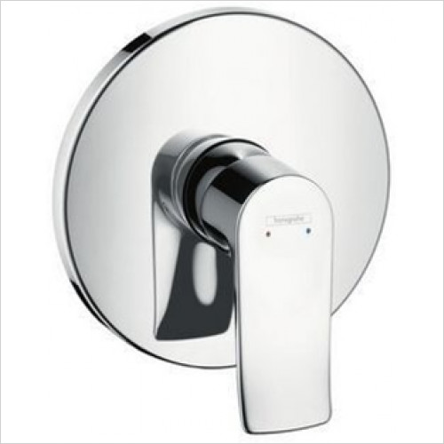 Hansgrohe - Bathrooms - Metris Shower Mixer Concealed FS Highflow
