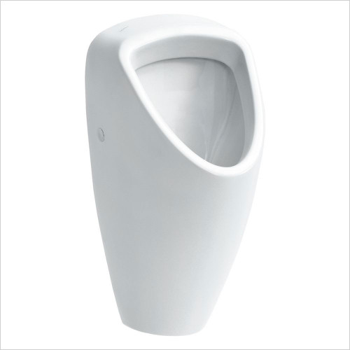 Laufen - Caprino Syphonic Urinal With External Water Inlet