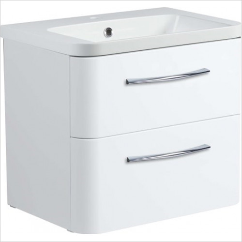 Roper Rhodes - System 600mm Wall Mounted Double Drawer