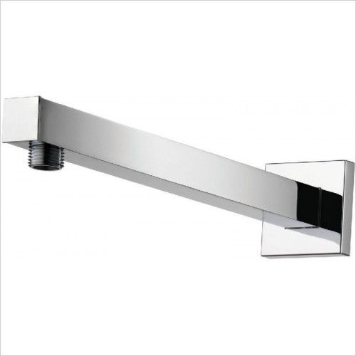 Ilux and HiQ - Options Wall Mount 450mm Square Arm