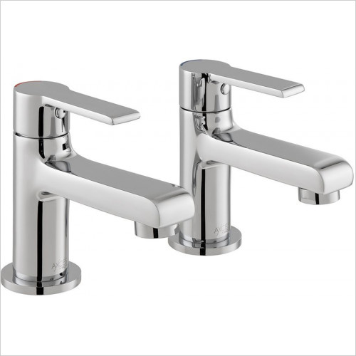 Vado - Bathrooms - Irlo Basin Pillar Taps
