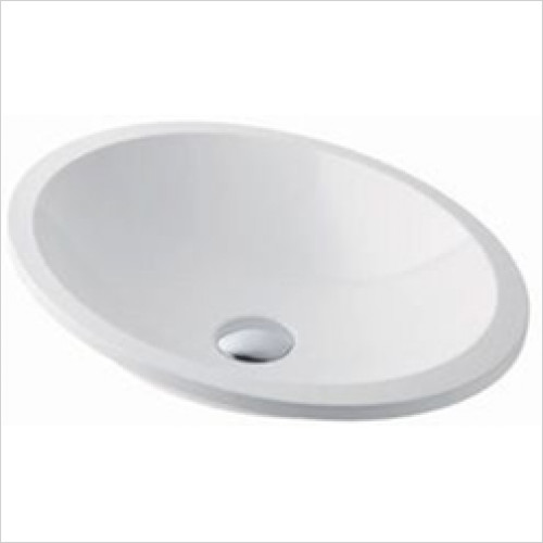 Eastbrook - Pat Inset Basin 500 x 369mm