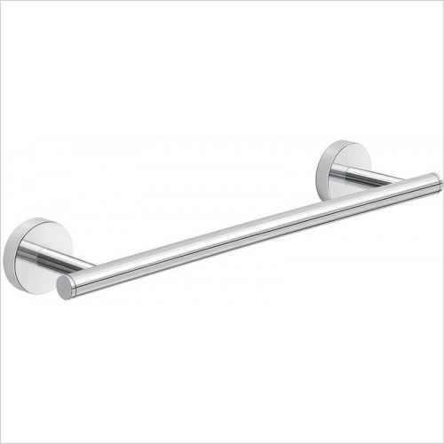 Bathroom Origins - Gedy Eros Towel Rail 35cm