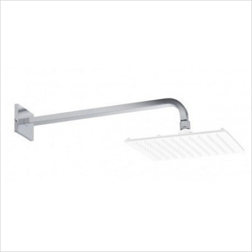 Roper Rhodes Showers - Square Fixed Arm