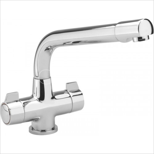 sagittarius - Contract 1/4'' Turn Monobloc Sink Mixer